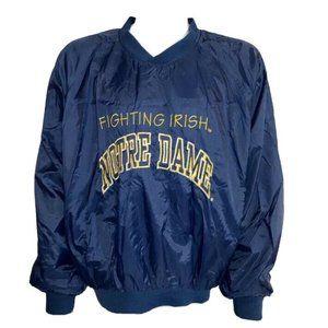 LOGO 7 Vintage Fighting Irish Notre Dame PULLOVER